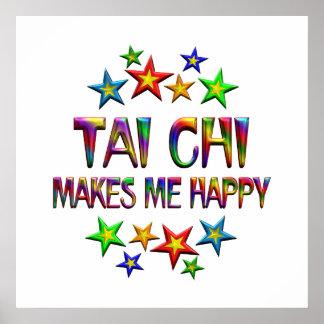 Tai Chi Happy Poster