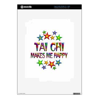 Tai Chi Happy Skin For The iPad 2