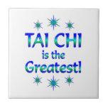 Tai Chi is the Greatest Ceramic Tile