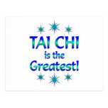 Tai Chi is the Greatest Postcard