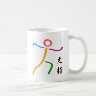 Tai Chi Logo Classic White Coffee Mug