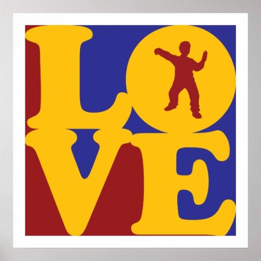 Tai Chi Love Poster