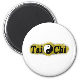 T'ai Chi Fridge Magnets