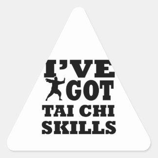 Tai Chi Martial Arts designs Stickers