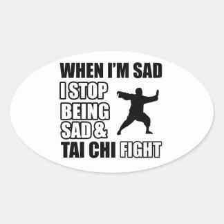 tai chi Martial Arts Gifts Sticker