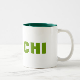 TAI  CHI COFFEE MUG