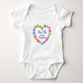 Tai Chi Passion Baby Bodysuit