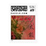 Tai Chi Stamps