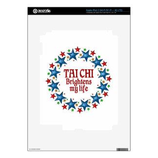 Tai Chi Stars Decal For iPad 3