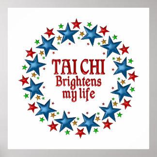 Tai Chi Stars Poster