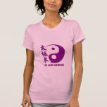 Tai chi T-Shirt for woman