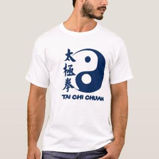 Tai Chi T-shirt will be training