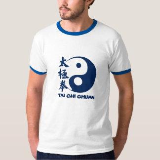 Tai Chi T-shirt will be training 2