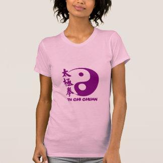 Tai chi T-Shirt will be woman