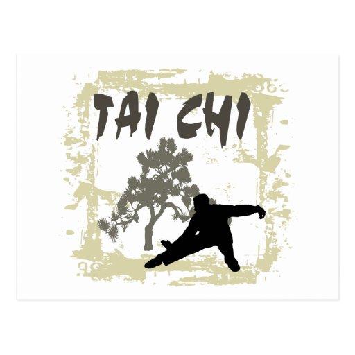 TAI CHI T-Shirts Post Card