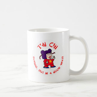 tai chi t'ai ji boring but in a good way cute coffee mugs