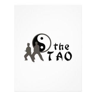 Tai Chi The Tao Letterhead