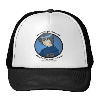 Tai Go Away Hat