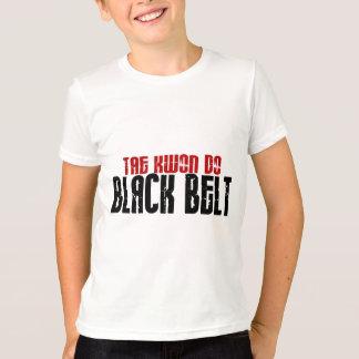Tai Kwan Do Black Belt Karate T-Shirt