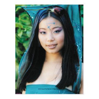Tai San The Tribe Postcard