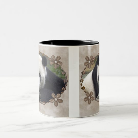TAI SHAN Two-Tone COFFEE MUG