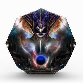 Taidushan Sai Spirit Of Power WD Acrylic Award