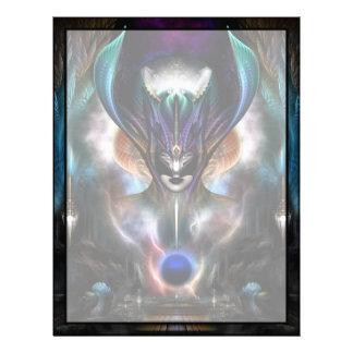 Taidushan Sai Spirit Of Power WD Letterhead