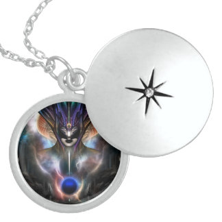 Taidushan Sai Spirit Of Power WD Sterling Silver Necklace