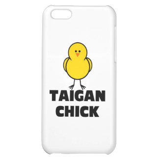 Taigan Chick iPhone 5C Cases