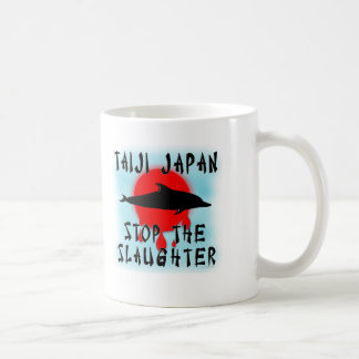 Taiji Slaughter Coffee Mug