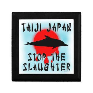 Taiji Slaughter Keepsake Box