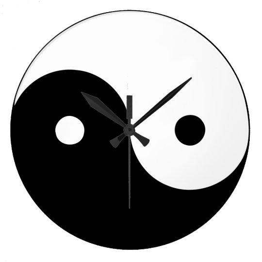 Taiji Wall Clock