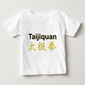 Taijiquan (tai chi chuan) characters baby T-Shirt