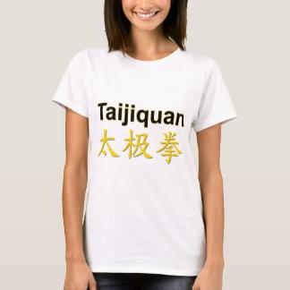 Taijiquan (tai chi chuan) characters T-Shirt