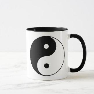 Taijitu Yin Yang Mug