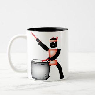 Taiko Beta Duo Two-Tone Coffee Mug