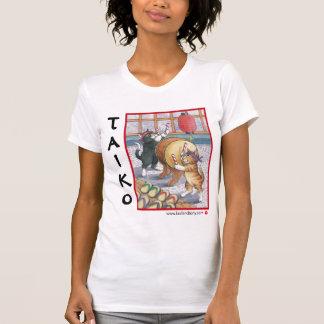 Taiko Cats Bud & Tony T-Shirt