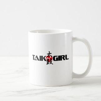 Taiko Girl (Design 1) Coffee Mug