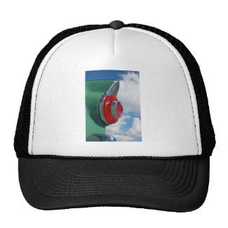 Tail Fin Mesh Hats