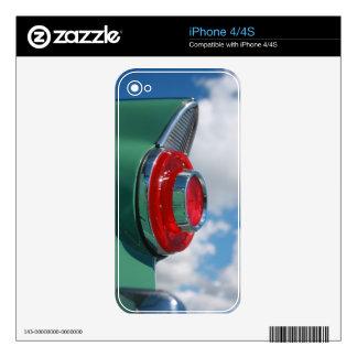 Tail Fin iPhone 4S Skin
