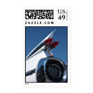 Tail Fin Postage Stamps