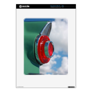Tail Fin iPad Decals