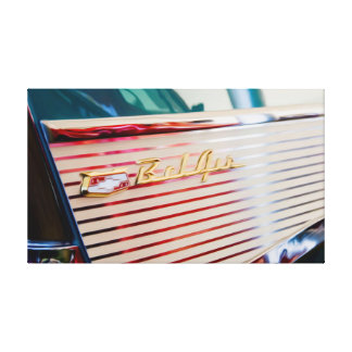 Tail Fins two Gallery Wrapped Canvas