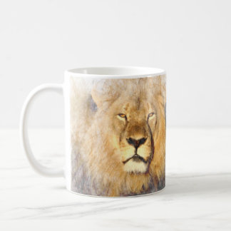 """Tail of a Lion"" Coffee Mug"