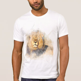 """Tail of a Lion"" T-Shirt"