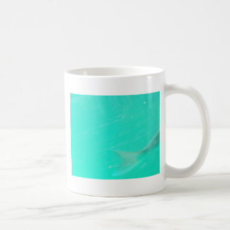 Tail of a Snapper Classic White Coffee Mug