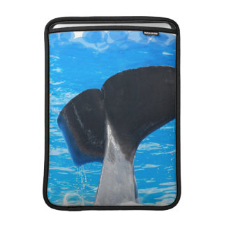 "Tail of a Whale 13"" MacBook Sleeve"