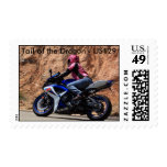 Tail of the Dragon - US129 Postage Stamps
