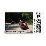 Tail of the Dragon - US129 Stamps