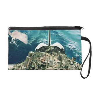 Tail Section of Space Shuttle Wristlet